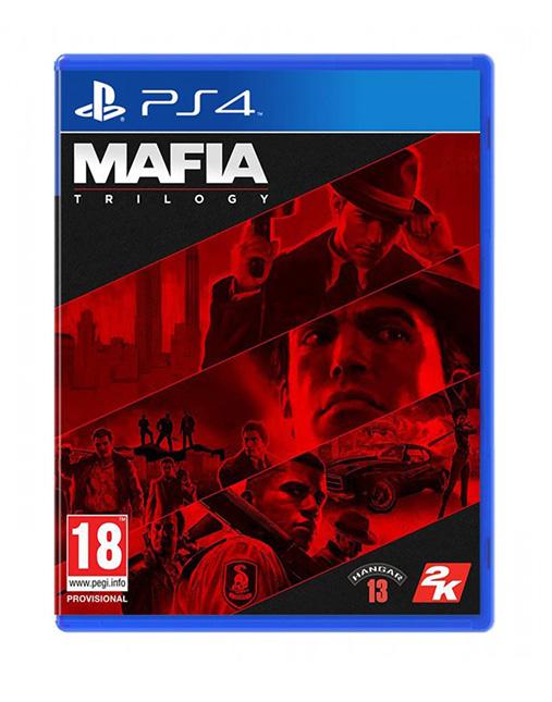 خرید بازی Mafia Trilogy برای Ps4