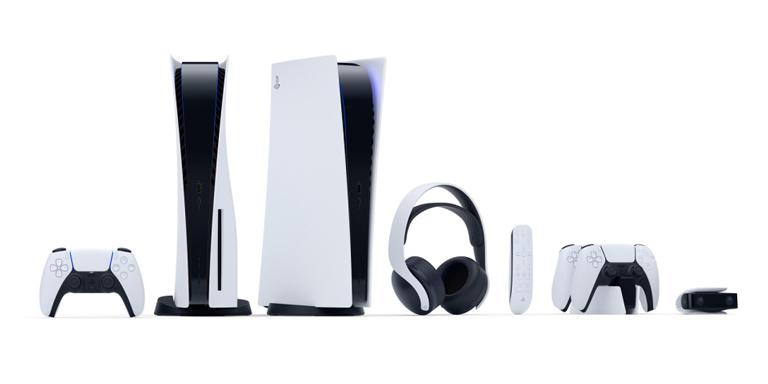 مشخصات کنسول PS5