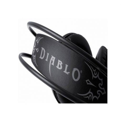 خرید هدست گیمینگ Steelseries2 Siberia v2 Illuminated Diablo III