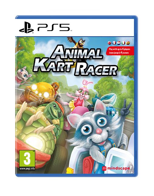 خرید بازی Animal Kart Racer برای PS5
