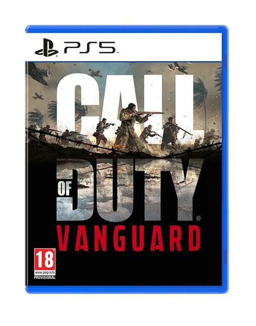 خرید بازی Call of Duty: Vanguard برای PS5
