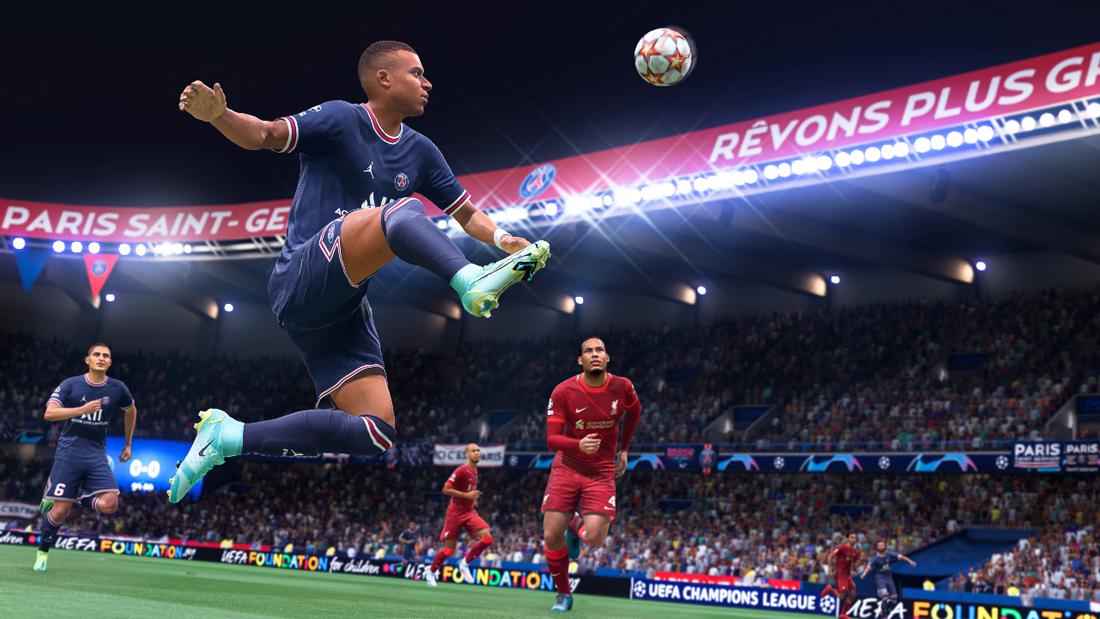 تصاویر نقد و بررسی بازی Fifa 2022 برای PS5 02