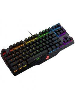 خرید کیبورد گیمینگ ایسوس Asus CLAYMORE RGB Cherry MX Switch