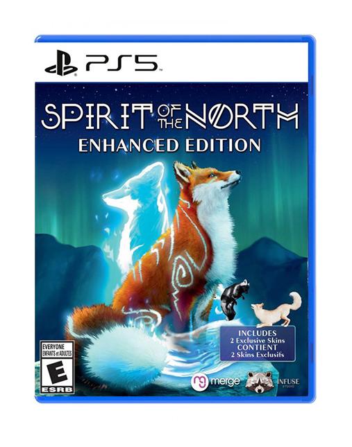 خرید بازی Spirit of the North برای PS5