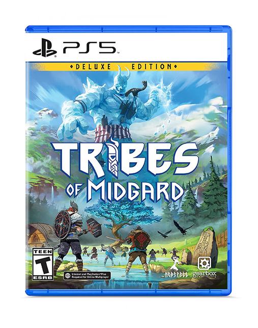 خرید بازی Tribes of Midgard برای PS5